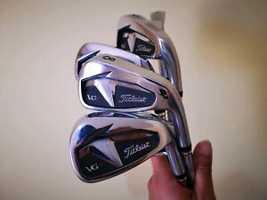 Titleist Vg3 irons. Japan released