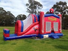 Spider-Man jumping castle Fairfield West Fairfield Area Preview