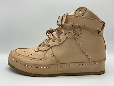 HENDER SCHEME MIP 01 NATURAL SIZE 5 US 9-9.5 AIR FORCE 1 VACHETTA LEATHER $1080