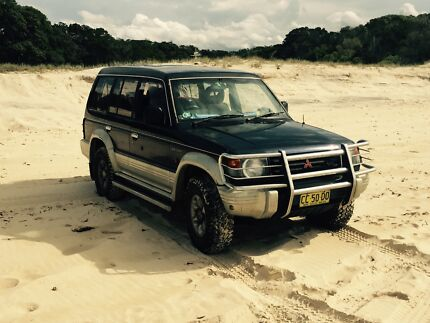 1993 Mitsubishi Pajero, 4WD, Automatic, Backpacker Camper Adelaide CBD Adelaide City Preview