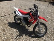Honda CRF110 dirt bike South Geelong Geelong City Preview