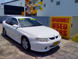 2002 VX Holden Commodore Sedan Woy Woy Gosford Area Preview