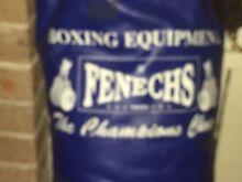 Jeff Fenech boxing/kickboxing bag Woolloomooloo Inner Sydney Preview