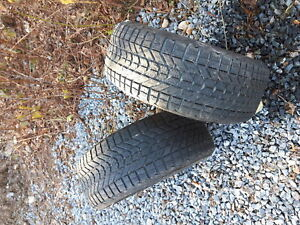 Two winter tires 225/50R17