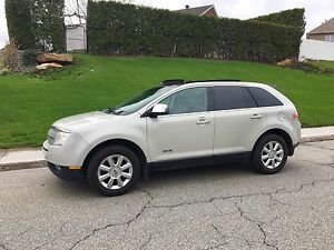 Lincoln Mkx Limited Awd 2007 9999$