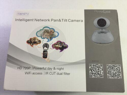 Camera Security Intelligent Network Pan & Tilt Camera Include one alarm panel
