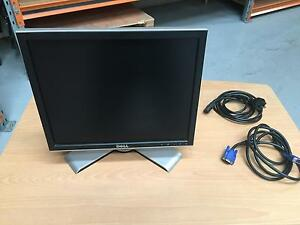 "DELL 17"" LCD monitor with 2 x USB Outlets Dingley Village Kingston Area Preview"