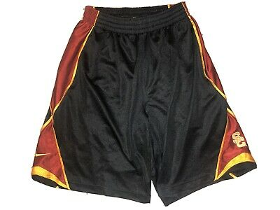 Nike USC Trojans Mens Basketball Shorts *S* Trojans Mens Basketball