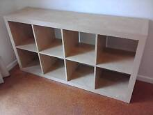 Shelving Cabinet Display Home, Office, Garage Meadowbrook Logan Area Preview