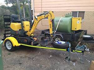 July Super Special - 1T Excavator $650 per week Hendra Brisbane North East Preview