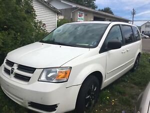 Grand caravan  as is for parts