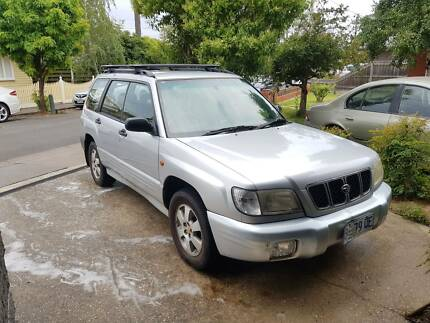 2002 Subaru Forester Williamstown Hobsons Bay Area Preview