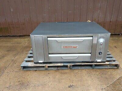Blodgett 1000 Natural Deck Gas Pizza Oven New Stones 26 In Legs 120k Btu