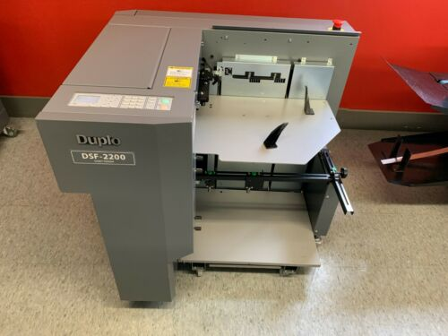Duplo DSF-2200 Sheet Feeder