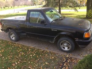 Ford ranger 1997 step side