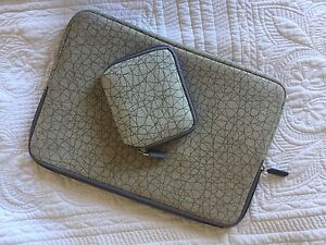 Laptop case and charger bag