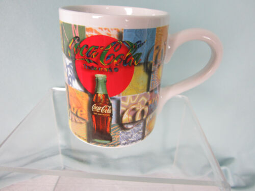 Gibson Housewares Coffee Mug Coca Cola Coke Tea Multicolor EPOC
