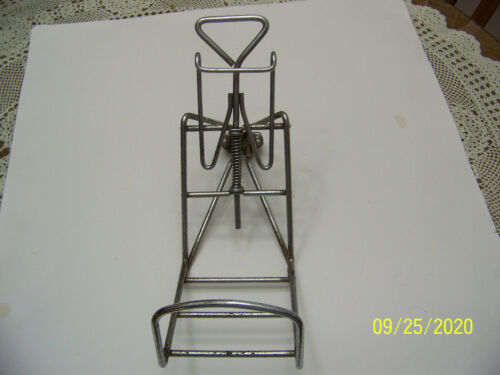 Vintage schwinn stingray front basket carrier. Fair lady slickchick deluxe  rare