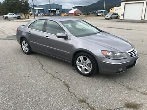 """2005 Acura RL """"Legend"""" AWD LOW KMS!"""