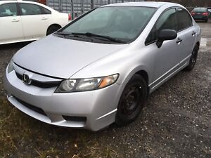 Honda CIVIC 2009 manuel DX-G