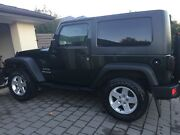 2010 Jeep Wrangler SUV Mount Barker Mount Barker Area Preview