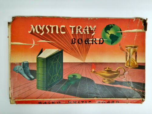 Hasko MYSTIC BOARD Ouija - 1940s