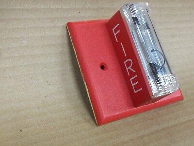 Gentex Gxs-4-1575 Wr 15 Cd Red Strobe Fire Alarm