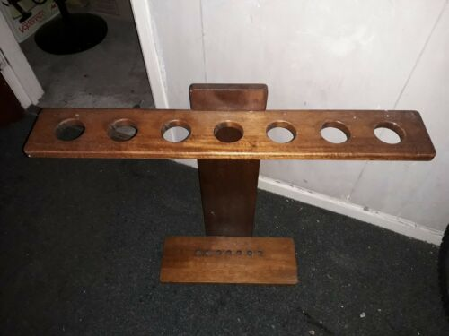 Vintage SNOOKER/POOL stand.