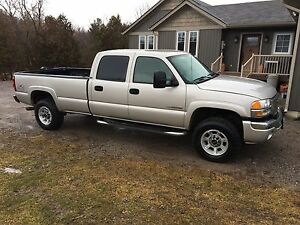 2004 GMC Sierra 3500 8.1L Allison Transmission 4x4