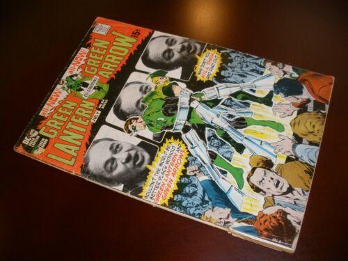 DC Comics Green Lantern # 84 Nice Copy Neal Adams