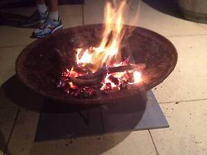 Fire pit cast iron West Perth Perth City Area Preview