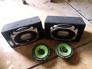 6x9s and 6inch speakers. Elizabeth Playford Area Preview