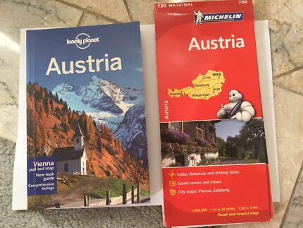 Austria Travel Book