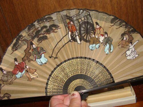 Japanese  Folding Handheld Fan