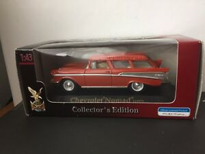 1957 Chevrolet Nomad Road Signature 1:43