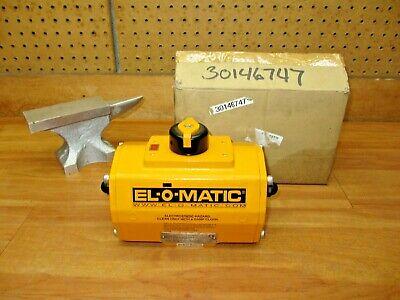 El-o-matic Ed0100.u1a00a.19k0 New Valve Actuator Pneumatic