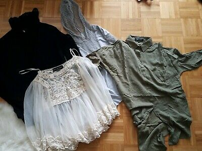 LF Stores Blouse Shirt Lot Mixed sizes DIY womens clothing sweatshirt small (Lf Clothing)
