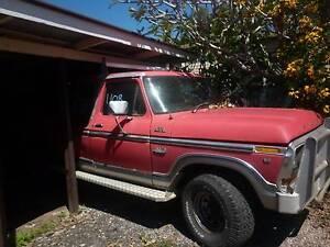 Wrecking 1978 Ford F100 Ute Eumundi Noosa Area Preview