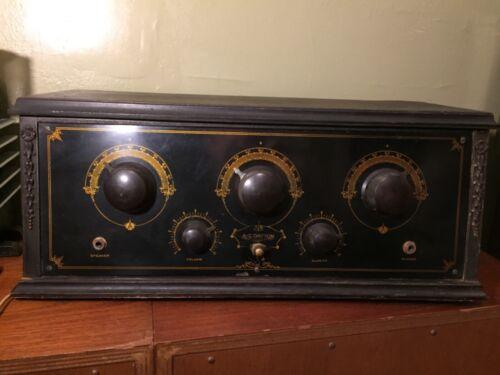 Ac Dayton battery tube radio XL-20-6