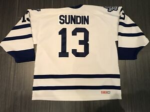 CCM Sundin Toronto Maple Leafs Jersey Assistant Captain Patch