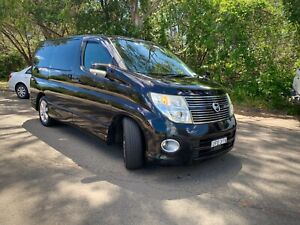 2016 Nissan elgrand Highway star immaculate condition Asquith Hornsby Area Preview