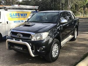 Toyota hilux SR5 turbo diesel 4x4 Leppington Camden Area Preview