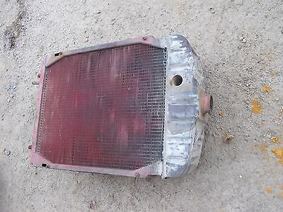 Farmall 400 450 Tractor Original Ih Ihc Engine Motor Radiator Fan Shroud