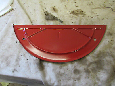 Farmall Ih C Super C 200 Tractor Flywheel Front Cover 354909r1