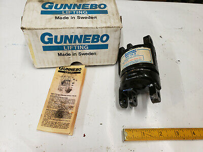 Gunnebo Skli-10-8 38 Chain Insulated Roller Bearing Swivel 7100lb 1000v. New