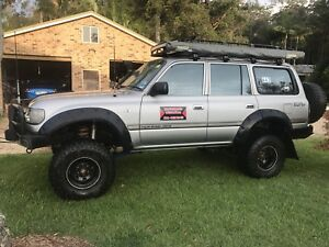 91 factory turbo diesel 80 series landcruiser gxl