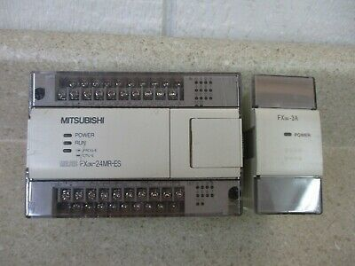 Mitsubishi Melsec Programable Controller Power Supply 87225g Used