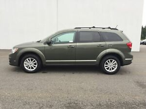 2017 Dodge Journey SXT SXT AWD