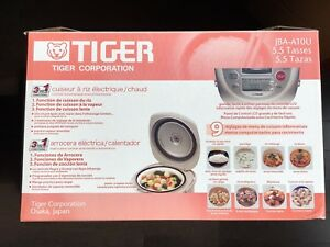 Tiger Electric Rice Cooker