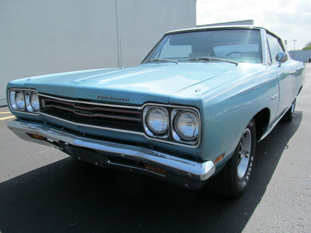 1969 plymouth satellite sport convertible road runner hemi for Alfa motors margate fl